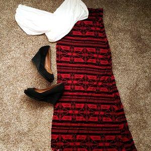 Dresses & Skirts - Long Maxi Skirt size Small!